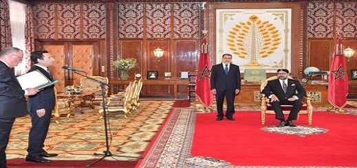 لائحة أعضاء الحكومة الجديدة.. الملك محمد السادس يعين أعضاء حكومة العثماني الثانية