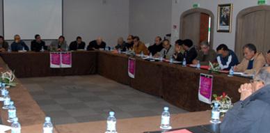 اتحاد كتاب المغرب يناقش آفاقه بيوم دراسي تحت عنوان التحولات ورهانات المستقبل