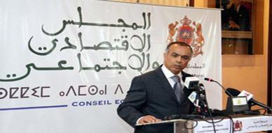 المجلس الاقتصادي والاجتماعي يقدم الميثاق الاجتماعي للجمعيات