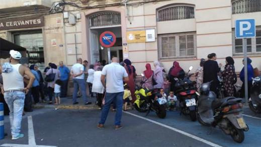 مغاربة مليلية و سبتة يعانون البطالة والعنصرية في ظل الاحتلال الإسباني