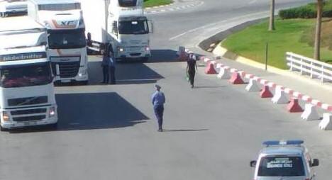 مهنيو قطاع النقل الطرقي للبضائع يقررون إلغاء إضرابهم عن العمل