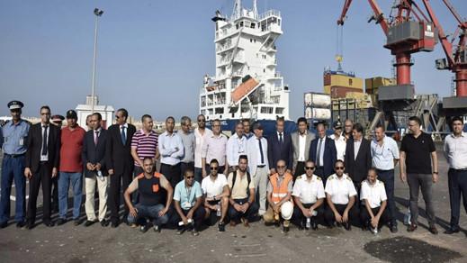 إئتلاف مستثمري شمال شرق المغرب يشيد بتمديد اتفاقية شراكة نقل الحاويات التجارية بميناء بني انصار
