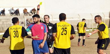 فتح الناظور يحقق إنتصار ثمين بثلاثة أهداف دون مقابل في ديربي الريف على رجاء الحسيمة