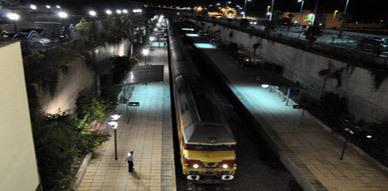 إطار تربوي بثانوية المطار يتعرض لاعتداء من قبل مجهولين بمحطة القطار بالناظور