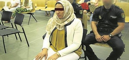 قصة مؤثرة لمهاجرة مغربية متهمة بقتل رضيعتها وحكم عليها بـ 18 سنة بإسبانيا