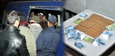 إعتقال 15 شخصا بتهم مختلفة في حملة تمشيطية لمفوضية الأمن بأزغنغان