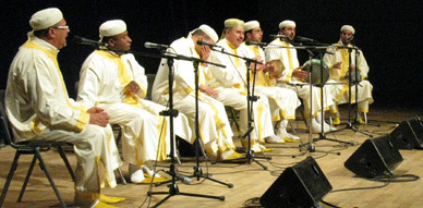 المسلمون في مدينة ستراسبورغ بفرنسا يحتفلون بذكرى المولد النبوي