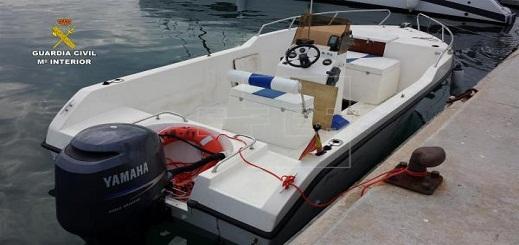 توقيف قارب ترفيهي على متنه أزيد من 3 أطنان من الحشيش قبالة ساحل ألميريا