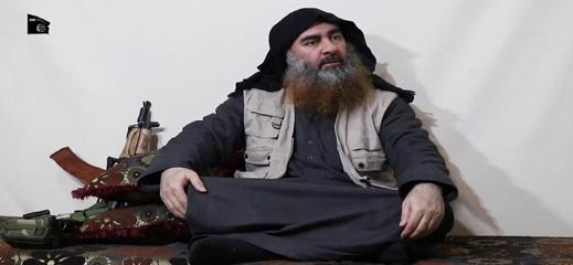 """أمريكا تعلن مقتل زعيم """"داعش"""" أبو بكر البغدادي في عملية سرية بإدلب"""