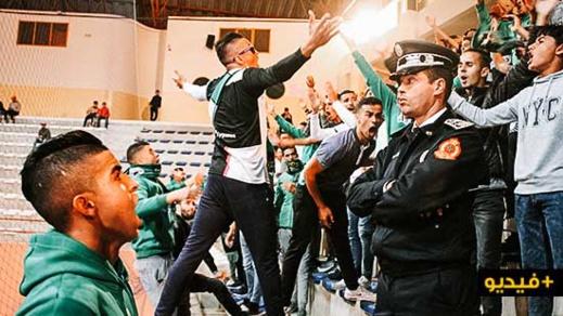 الهلال الرياضي الناظوري لكرة اليد ينهزم للمرة الثانية على التوالي ضد فريق الجيش الملكي