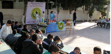 جمعية الشعلة للتربية والثقافة فرع الناظور تحتفل بعيد المولد النبوي الشريف