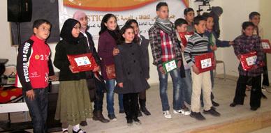 جمعية ثسغناس تنظم مسابقة لنيل جائزة أحسن شريط مصور ورسم يعبران عن ظاهرة الهدر المدرسي