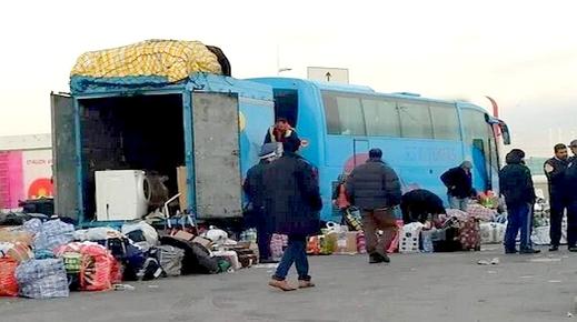 ينحدرون من جهة الشرق.. مغاربة ينجون من موت محقق باسبانيا ويعيشون ساعات في الجحيم