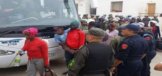 """فتح تحقيق حول صحة ممارسات """"عنصرية"""" لشركات نقل مغربية في حق المهاجرين"""