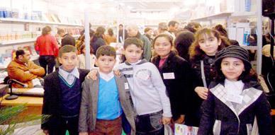 مؤسسة المعبودي للتعليم الخصوصي تنظم زيارة إلى المعرض الدولي للكتاب لفائدة التلاميذ المتفوقين