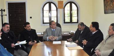 جمعية الخير للتضامن والتكافل الاجتماعي بزايو تعقد لقاء تشاوري مع المجلس البلدي