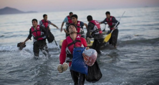 أزيد من 300 مهاجر سري لقوا حتفهم غرقا في مياه المتوسط خلال هذه السنة