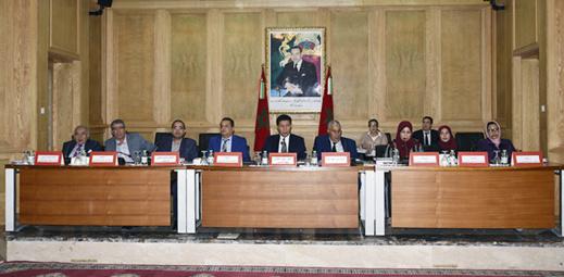 المصادقة بالناظور على برنامج عمل اللجنة الجهوية لبرنامج تقليص الفوارق المجانية بالوسط القروي