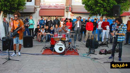 جمعية التحدي و ترانسبرانسي المغرب تنظمان أنشطة فنية للتحسيس بأفة الرشوة