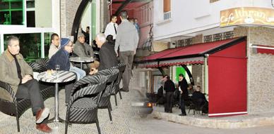 """إفتتاح مقهى """" إثران """" بالناظور بتجهيزات حديثة وجودة الخدمات"""
