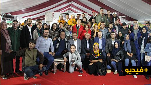 الناظور.. غرفة الصناعة التقليدية تنظم حفلا دينيا احتفالا بالمسيرة الخضراء والمولد النبوي