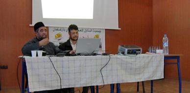 جمعية السنابل للعمل التنموي بأزغنغان تنظم دورة تكوينية حول التعليم ما قبل المدرسي