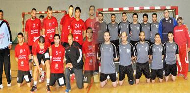 الحكم يهدي الانتصار للنادي المكناسي امام هلال الناظور في أول دورة للقسم الممتاز لكرة اليد