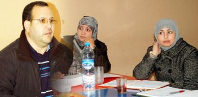 رابطة التعليم الخصوصي في لقاء تواصلي بأزغنغان حول واقع القطاع