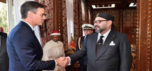 إسبانيا تشيد بدور المغرب في تقليص عدد المهاجرين السريين الذي يصلون سواحلها