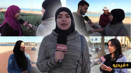 كيف يرى المجتمع الناظوري المرأة المطلقة؟.. استمعوا لآراء الشارع مع شيماء