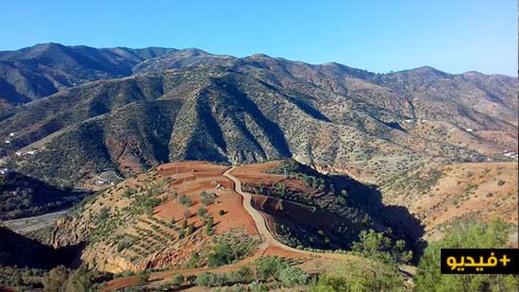 بالفيديو.. فتح طريق جديدة يخفف من معاناة ساكنة ثلاثة دواوير بجماعة إجارماوس
