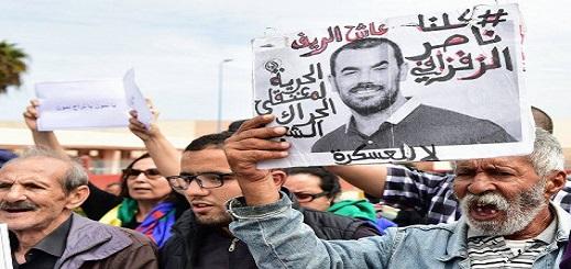 """هيئات سياسية وحقوقية تطالب السلطات بوقف """"المتابعات التأديبية"""" في حق معتقلي الريف"""