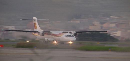 خسارات مالية تهدد الخطوط الجوية التي تربط مليلية بإشبيلية وألميريا وغرانطة بالتوقف
