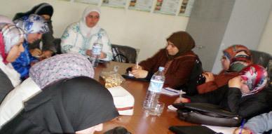 المجلس العلمي المحلي لاقليم الناظور يعقد اجتماع خاص بالواعظات
