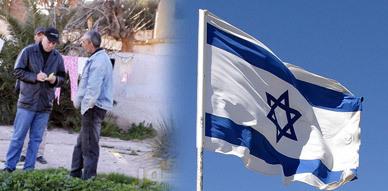 """المحكمة الإبتدائية بالناظور تقضي بستة أشهر سجنا في حق المحتج برفع """" العلم الإسرائيلي"""""""