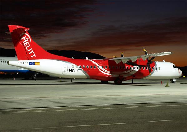 هيليت للطيران تعيد فتح الخط الرابط بين ملقا ـ مايوركا والمطار الدولي العروي الناظور