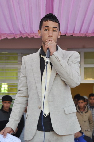 ثانوية حسان بن ثابت التاهيلية بزايو تنظم مسابقة ثقافية لفائدة الحاصلين على اعلى المعدلات