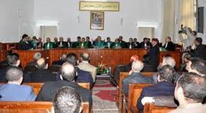 تعيين أحمد البنوضي وكيلا للملك لدى المحكمة الإبتدائية بمدينة الحسيمة