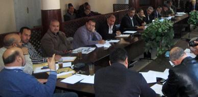 مجلس بلدية أزغنغان يستأنف أشغال دورة فبراير ويؤجل مناقشة الحساب الإداري وبرمجة الفائض
