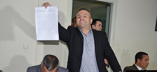 طلب عزل حوليش ونائبيه.. المحكمة تحجز الملف للمداولة وهذا تاريخ النطق بالحكم