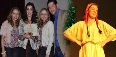 تكريم الفنانة والإعلامية وفاء مراس رفقة وجوه نسائية وطنية بالرباط بمناسبة اليوم العالمي للمرأة