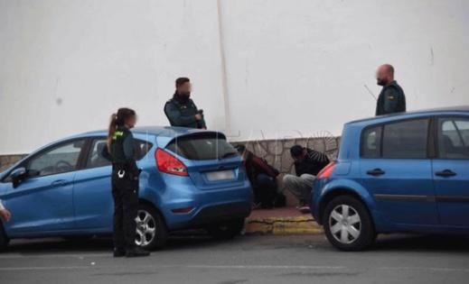 سلطات الثغر المحتل تخرق المعاهدات الدولية بعزمها ترحيل 37 حراكا قاصرا إلى المغرب