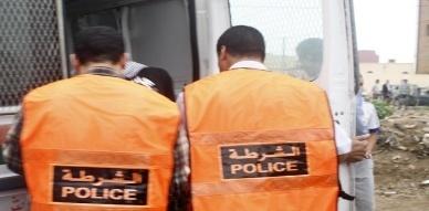 شرطي بحي لعري الشيخ بالناظور يحول دون إحراق مواطن لذاته