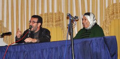 عبد الحميد الداودي يلقي درسا دينيا حول المراهقة وإشكالياتها بدار البر بزايو