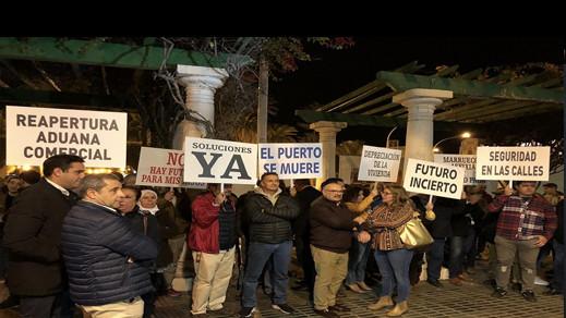 تجار مليلية المحتلة يعلنون الاحتجاج ضد حكومة مدينتهم