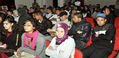 جمعية التربية والتنمية بالناظور تختتم أشغال المنتدى الإقليمي الأول للشباب