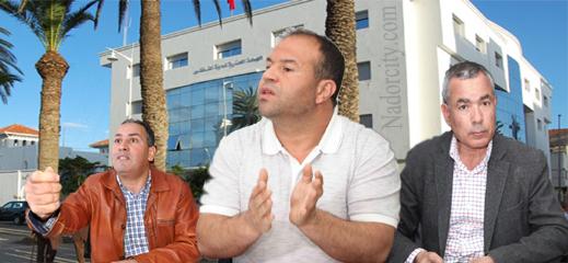 عاجل.. المحكمة الإدارية بوجدة تصدر حكمها في قضية سليمان حوليش ونائبيه