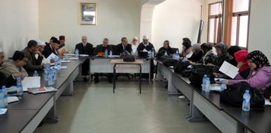 """اختتام فعاليات دورة """" العلماء الوسطاء """"بالناظور بإشراف الرابطة المحمدية للعلماء"""