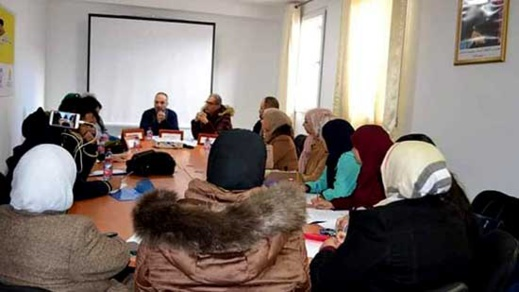 ميضار.. جمعية أوسان الثقافية تنظم لقاء تحسيسي حول ظاهرة العنف ضد النساء بإقليم الدريوش