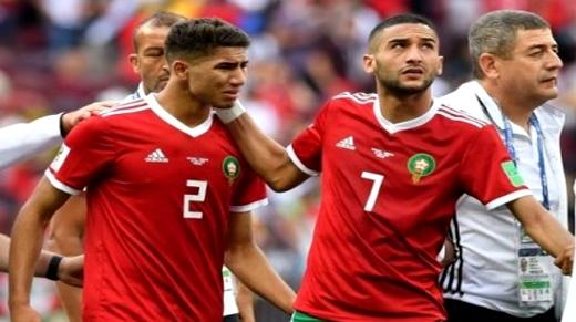 نجمي المنتخب الوطني حكيمي وزياش ينافسان ماني وصلاح على جائزة أفضل لاعب في أفريقيا